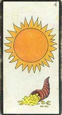 carte 01 le soleil