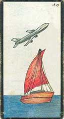 carte 10 le bateau