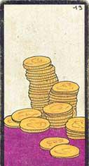 carte 19 L'Argent