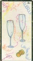 carte 20 Les Deux flûtes