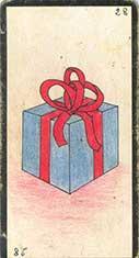carte 28 Le Cadeau