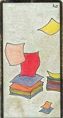 carte 40 Les Papiers