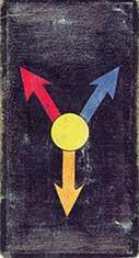carte 42 Les Flèches