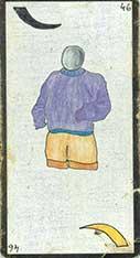 carte 46 Le Jeune Homme