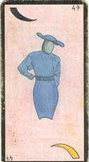 carte 47 La Femme