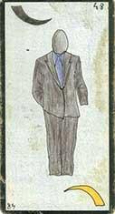 carte 48 L'Homme