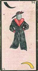 carte 51 La Femme Âgée