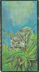 carte 57 Le Lynx