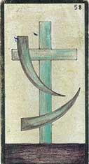 carte 58 La Croix