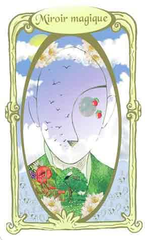 miroir magique