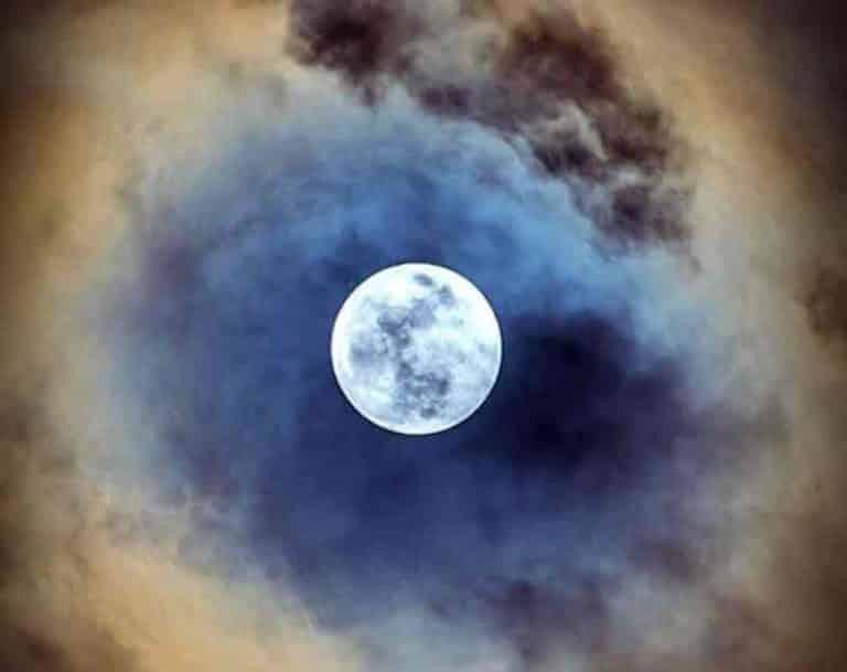 Pleine lune du 16 juillet 2019