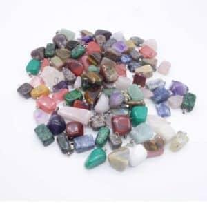 pendentifs pierres