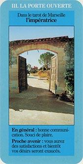 III La porte ouverte