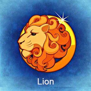 Rituel d'aimantation signe du Lion