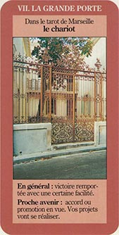 VII La grande porte