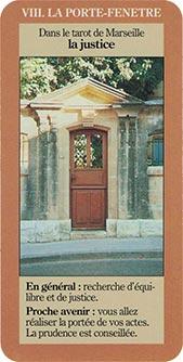 VIII La porte fenêtre