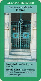 XI La porte de fer