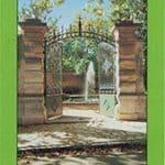 XX la porte du jardin