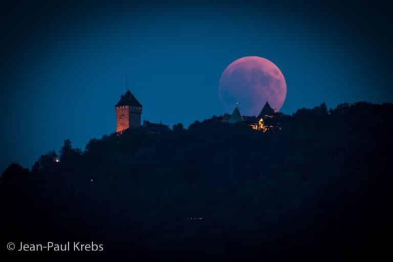 Lune de sang 27 juillet : l'éclipse lunaire la plus longue du siècle