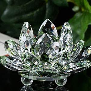 Nouveau dans la boutique – Fleur de lotus cristal