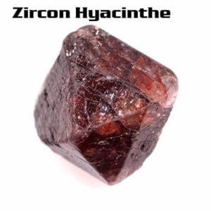 Zircon Hyacinthe