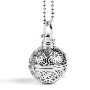 Collier vide rond