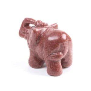 Éléphant Pierre de Soleil