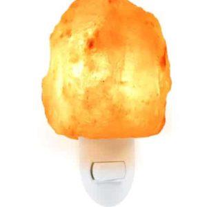 lampe de sel de face