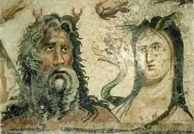 Gaïa et Ouranos