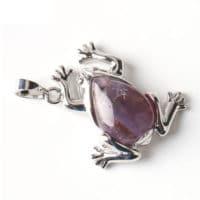 Pendentif grenouille