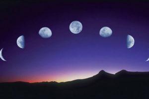 Symbolisme des phases de la lune