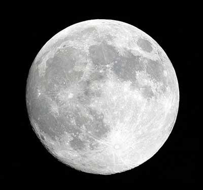Pleine Lune du 31 octobre 2020