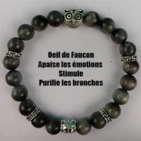 Bracelet Œil de Faucon